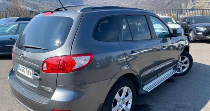 Hyundai Santa Fe 2.2 CRDI155 PK EXEC BA 7PL 4X4 Gris occasion à VOREPPE - photo n°3
