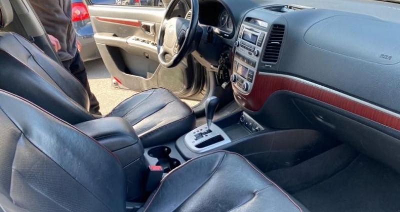 Hyundai Santa Fe 2.2 CRDI155 PK EXEC BA 7PL 4X4 Gris occasion à VOREPPE - photo n°4