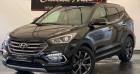 Hyundai Santa Fe iii (2) 2.2 crdi 200 executive 4wd bva 7 places Noir à VILLE LA GRAND 74