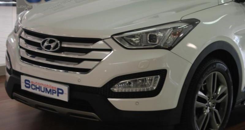 Hyundai Santa Fe SANTAFE 2.2 CRDI 197ch PREMIUM 4WD  occasion à HAGUENEAU - photo n°4