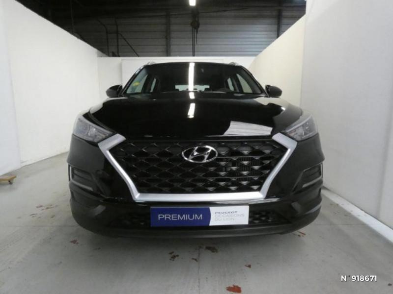 Hyundai Tucson 1.6 CRDI 115ch Business Noir occasion à Cesson - photo n°3