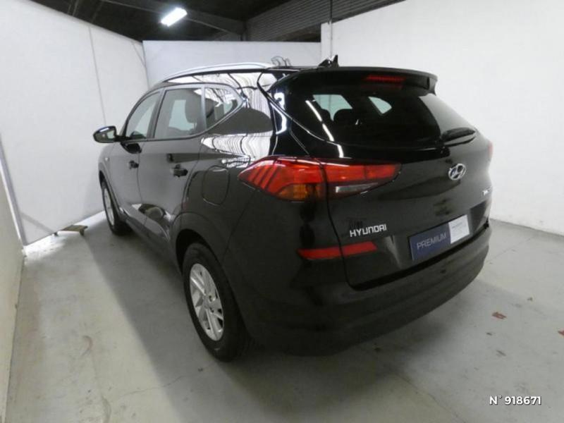 Hyundai Tucson 1.6 CRDI 115ch Business Noir occasion à Cesson - photo n°7