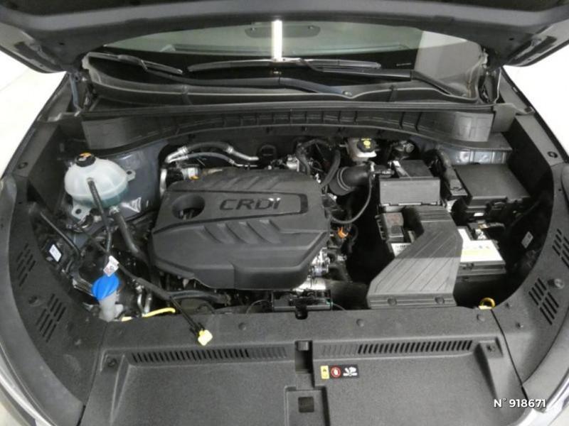 Hyundai Tucson 1.6 CRDI 115ch Business Noir occasion à Cesson - photo n°12