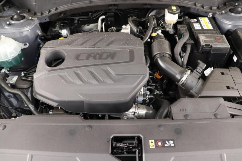 Hyundai Tucson 1.6 CRDi 136 hybrid 48V DCT-7 Business  occasion à Saint-Grégoire - photo n°13