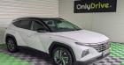 Hyundai Tucson 1.6 CRDi 136 hybrid 48V DCT-7 Creative Blanc à SAINT FULGENT 85