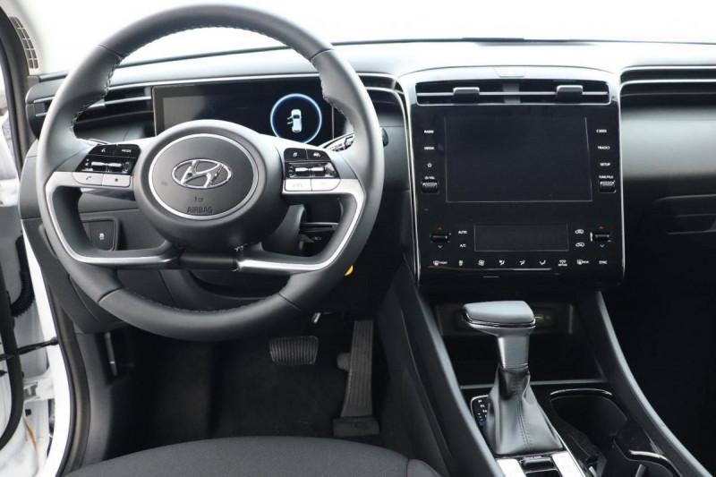 Hyundai Tucson 1.6 CRDi 136 hybrid 48V DCT-7 Creative Blanc occasion à Semécourt - photo n°4