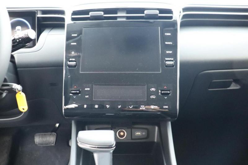 Hyundai Tucson 1.6 CRDi 136 hybrid 48V DCT-7 Creative Blanc occasion à Semécourt - photo n°11
