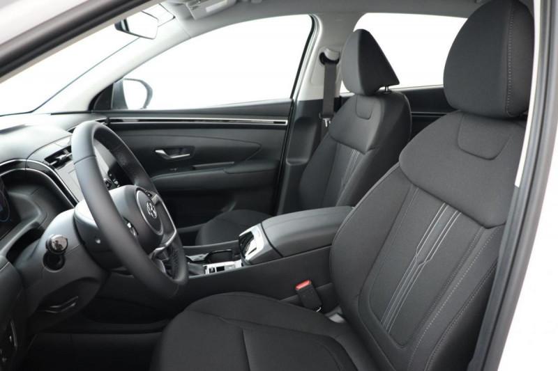 Hyundai Tucson 1.6 CRDi 136 hybrid 48V DCT-7 Creative Blanc occasion à Semécourt - photo n°5