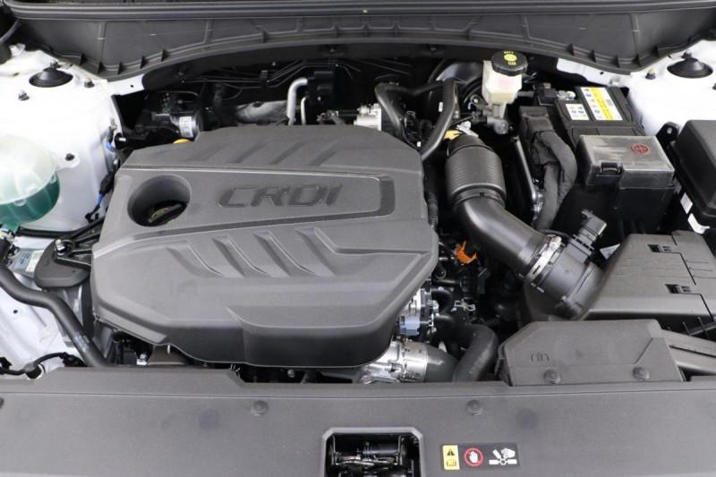 Hyundai Tucson 1.6 CRDi 136 hybrid 48V DCT-7 Creative Blanc occasion à Semécourt - photo n°13
