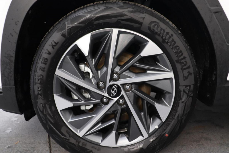 Hyundai Tucson 1.6 CRDi 136 hybrid 48V DCT-7 Creative Blanc occasion à Semécourt - photo n°9