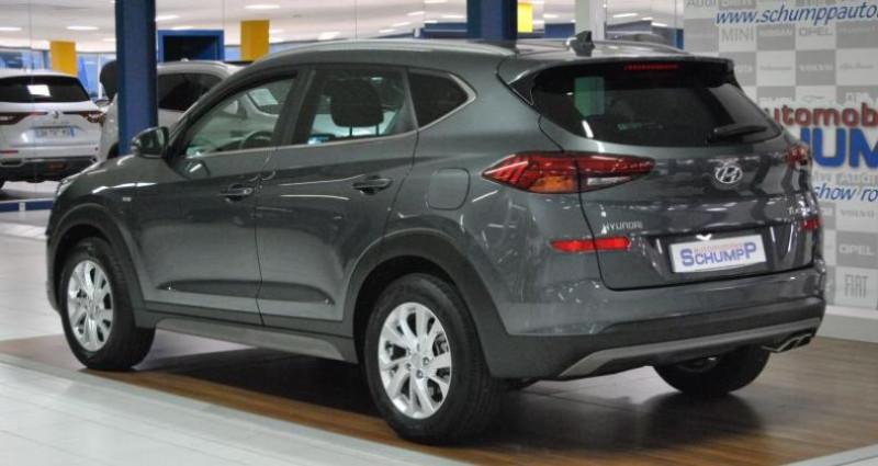 Hyundai Tucson 1.6 CRDI 136ch DCT-7 CREATIVE  occasion à HAGUENEAU - photo n°2