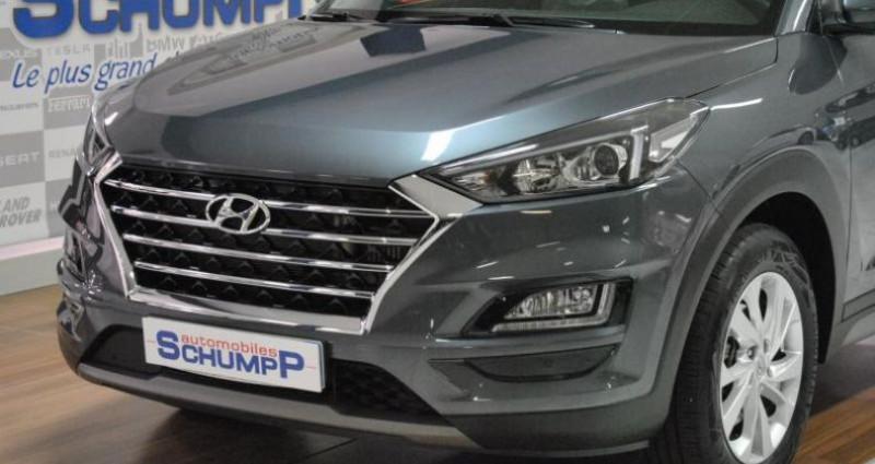 Hyundai Tucson 1.6 CRDI 136ch DCT-7 CREATIVE  occasion à HAGUENEAU