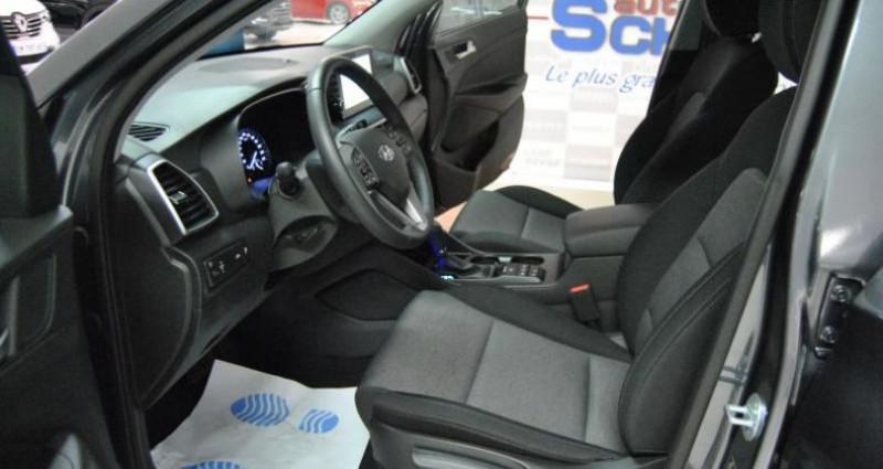 Hyundai Tucson 1.6 CRDI 136ch DCT-7 CREATIVE  occasion à HAGUENEAU - photo n°6