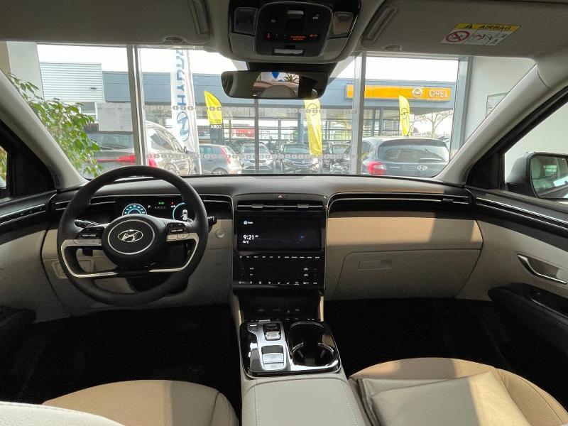 Hyundai Tucson 1.6 CRDI 136ch Hybrid 48v Executive DCT7 Bleu occasion à Muret - photo n°14