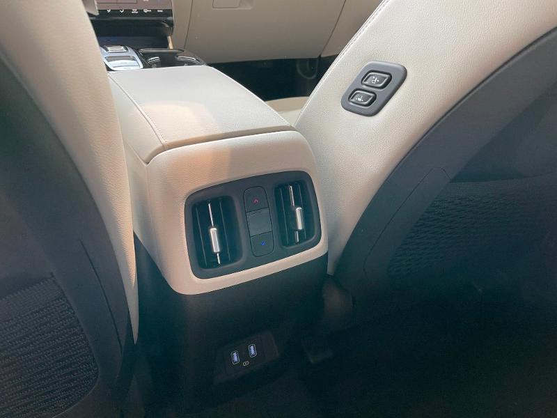 Hyundai Tucson 1.6 CRDI 136ch Hybrid 48v Executive DCT7 Bleu occasion à Muret - photo n°12