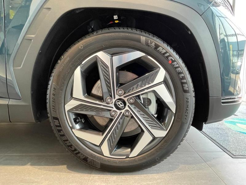 Hyundai Tucson 1.6 CRDI 136ch Hybrid 48v Executive DCT7 Bleu occasion à Muret - photo n°9