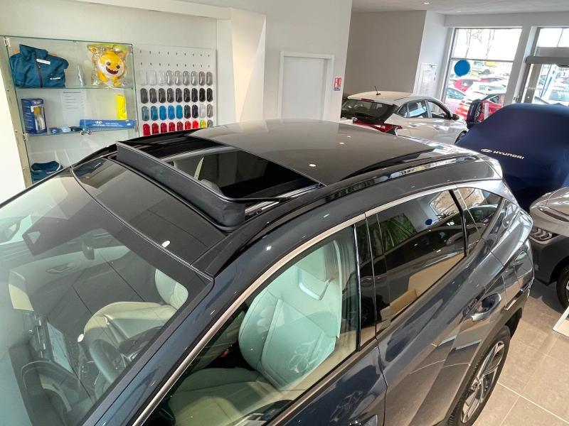 Hyundai Tucson 1.6 CRDI 136ch Hybrid 48v Executive DCT7 Bleu occasion à Muret - photo n°8