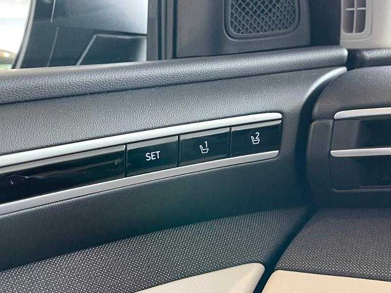 Hyundai Tucson 1.6 CRDI 136ch Hybrid 48v Executive DCT7 Bleu occasion à Muret - photo n°15
