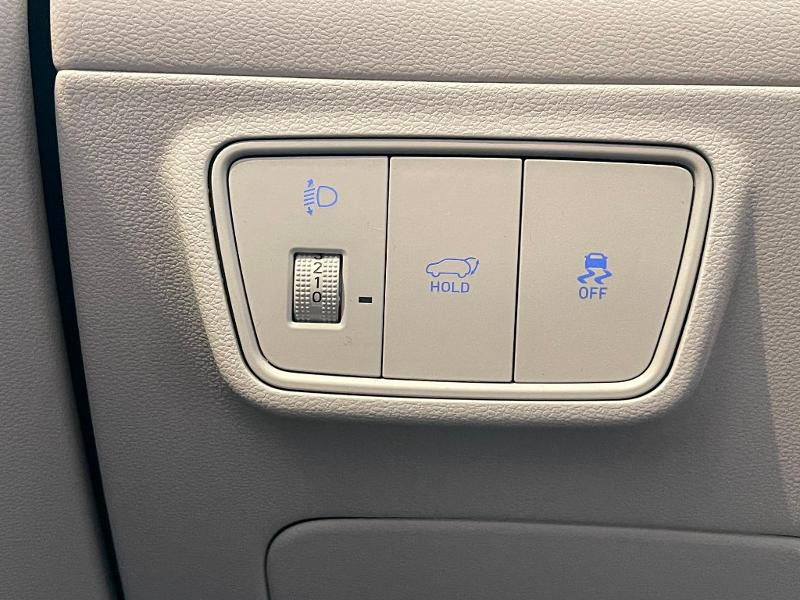 Hyundai Tucson 1.6 CRDI 136ch Hybrid 48v Executive DCT7 Bleu occasion à Muret - photo n°16
