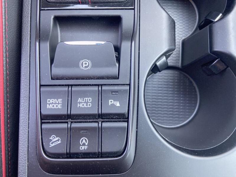 Hyundai Tucson 1.6 CRDI MILD-HYBRID48V 136 DCT7 N LINE EDITION GPS JA19  occasion à Montauban - photo n°18