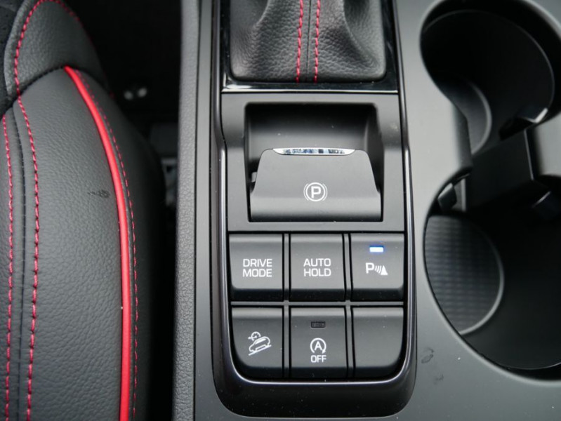 Hyundai Tucson 1.6 CRDI MILD-HYBRID48V 136 DCT7 N LINE EDITION GPS JA19 Blanc occasion à Cahors - photo n°14