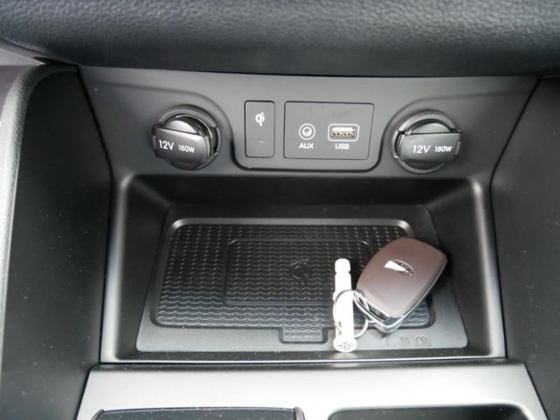 Hyundai Tucson 1.6 CRDI MILD-HYBRID48V 136 DCT7 N LINE EDITION GPS JA19 Blanc occasion à Cahors - photo n°15