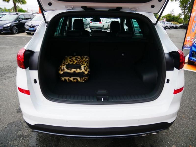Hyundai Tucson 1.6 CRDI MILD-HYBRID48V 136 DCT7 N LINE EDITION GPS JA19 Blanc occasion à Cahors - photo n°7