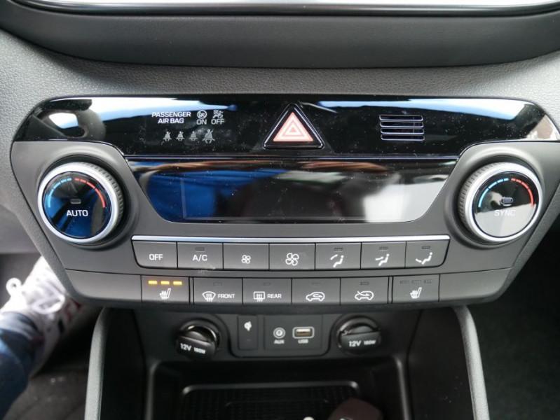 Hyundai Tucson 1.6 CRDI MILD-HYBRID48V 136 DCT7 N LINE EDITION GPS JA19 Blanc occasion à Cahors - photo n°16