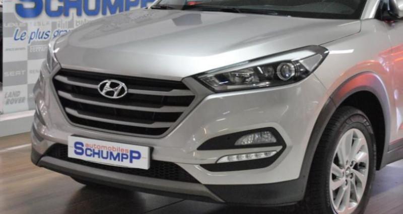 Hyundai Tucson 1.6 GDI 132ch PACK BUSINESS 1Main  occasion à HAGUENEAU