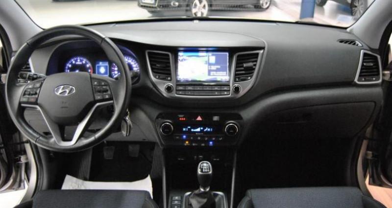 Hyundai Tucson 1.6 GDI 132ch PACK BUSINESS 1Main  occasion à HAGUENEAU - photo n°3