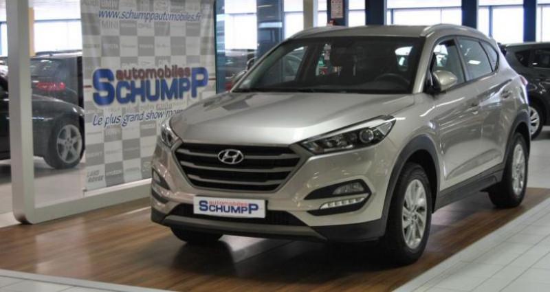 Hyundai Tucson 1.6 GDI 132ch PACK BUSINESS 1Main  occasion à HAGUENEAU - photo n°4