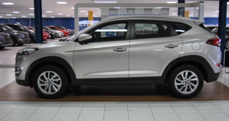 Hyundai Tucson 1.6 GDI 132ch PACK BUSINESS 1Main  occasion à HAGUENEAU - photo n°5