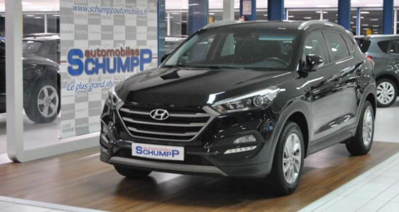 Hyundai Tucson 1.6 GDI 132ch PK BUSINESS 1ère Main  occasion à HAGUENEAU - photo n°4