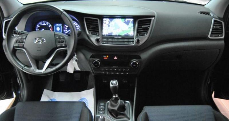 Hyundai Tucson 1.6 GDI 132ch PK BUSINESS 1ère Main  occasion à HAGUENEAU - photo n°3