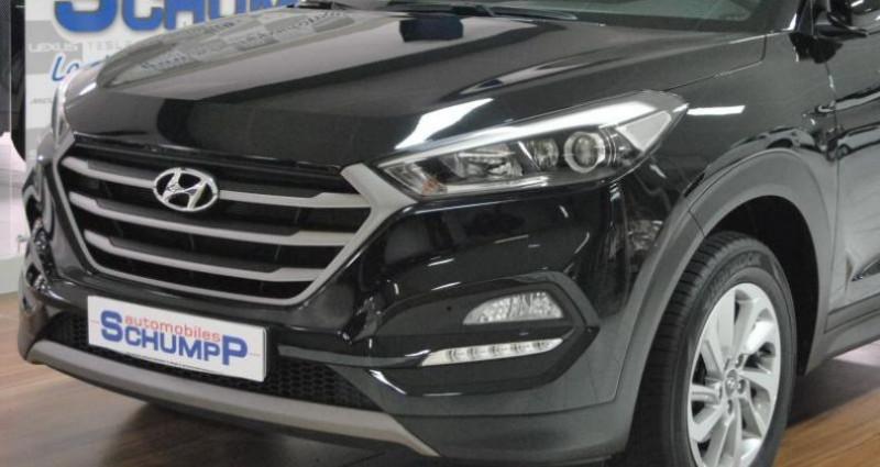 Hyundai Tucson 1.6 GDI 132ch PK BUSINESS 1ère Main  occasion à HAGUENEAU