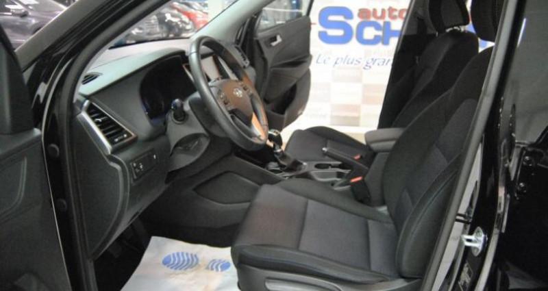Hyundai Tucson 1.6 GDI 132ch PK BUSINESS 1ère Main  occasion à HAGUENEAU - photo n°6