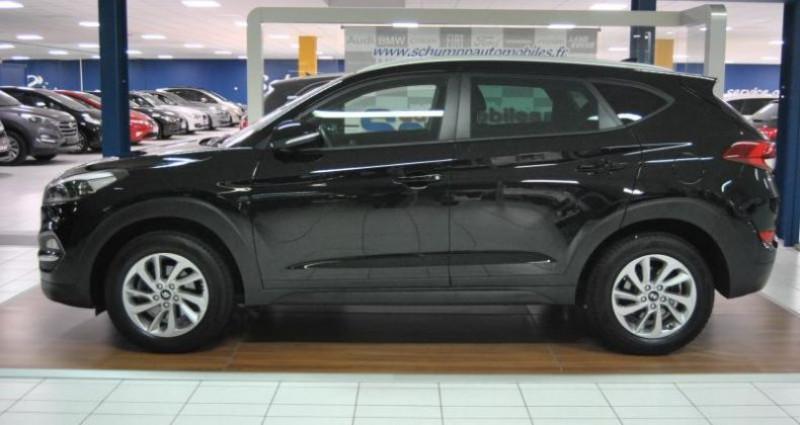Hyundai Tucson 1.6 GDI 132ch PK BUSINESS 1ère Main  occasion à HAGUENEAU - photo n°5