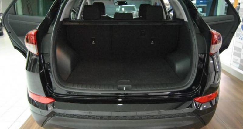 Hyundai Tucson 1.6 GDI 132ch PK BUSINESS 1ère Main  occasion à HAGUENEAU - photo n°7