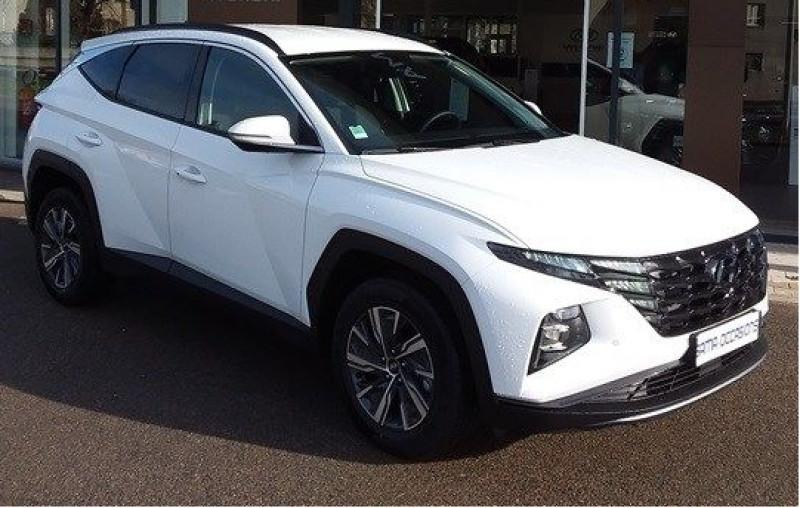 Hyundai Tucson occasion 2021 mise en vente à Biganos par le garage BHD AUTO - photo n°1
