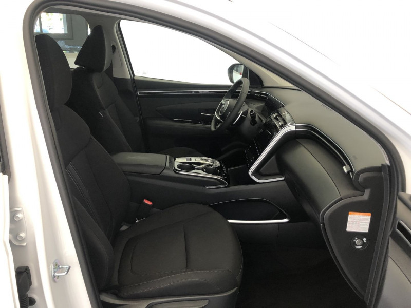 Hyundai Tucson 1.6 T-GDI 230CH HYBRID CREATIVE BVA6 Blanc occasion à FENOUILLET - photo n°3