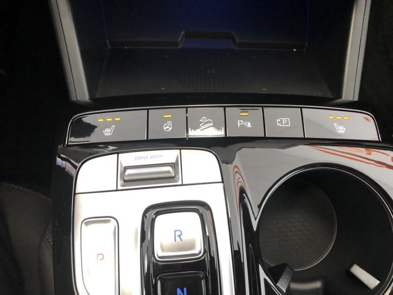 Hyundai Tucson 1.6 T-GDI 230CH HYBRID CREATIVE BVA6 Blanc occasion à FENOUILLET - photo n°13