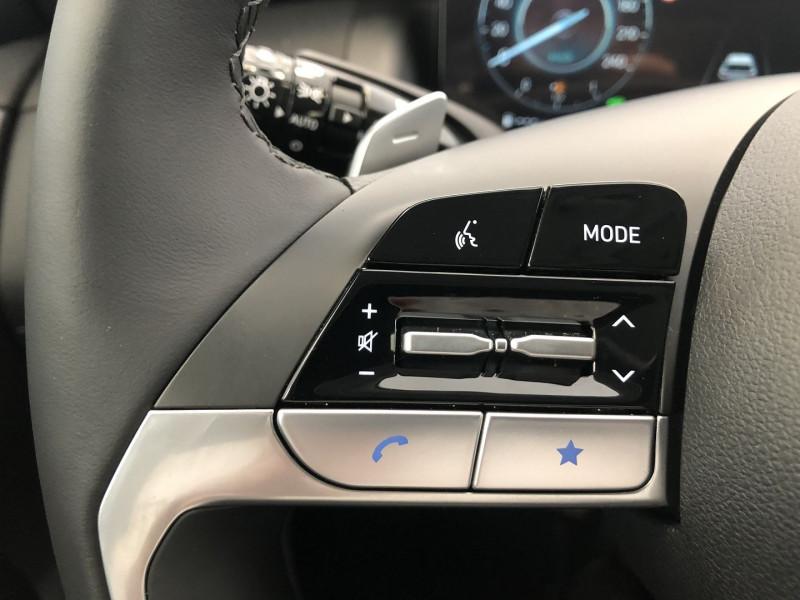 Hyundai Tucson 1.6 T-GDI 230CH HYBRID CREATIVE BVA6 Blanc occasion à FENOUILLET - photo n°18