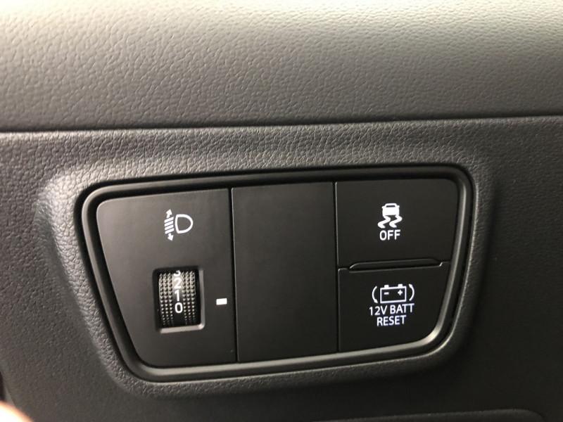 Hyundai Tucson 1.6 T-GDI 230CH HYBRID CREATIVE BVA6 Blanc occasion à FENOUILLET - photo n°19