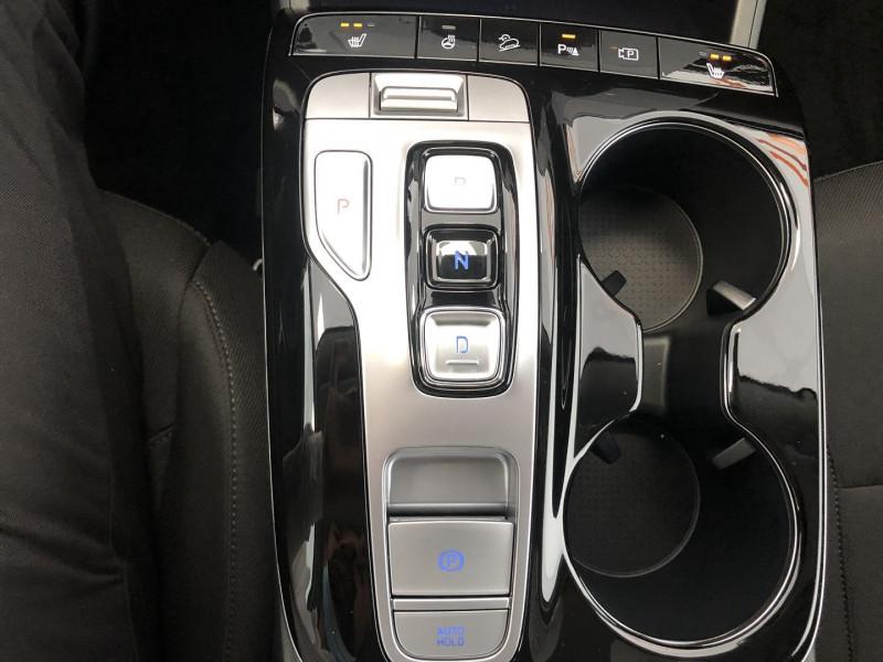 Hyundai Tucson 1.6 T-GDI 230CH HYBRID CREATIVE BVA6 Blanc occasion à FENOUILLET - photo n°14