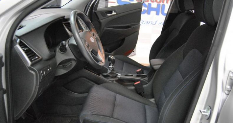 Hyundai Tucson 1.6L GDI 132ch CREATIVE  occasion à HAGUENEAU - photo n°7