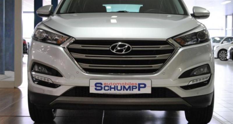 Hyundai Tucson 1.6L GDI 132ch CREATIVE  occasion à HAGUENEAU - photo n°6
