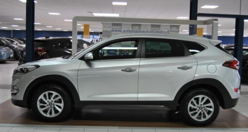 Hyundai Tucson 1.6L GDI 132ch CREATIVE  occasion à HAGUENEAU - photo n°5