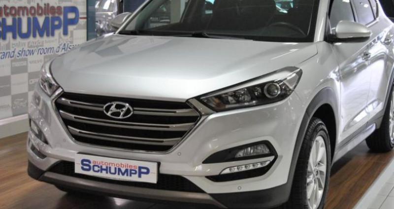 Hyundai Tucson 1.6L GDI 132ch CREATIVE  occasion à HAGUENEAU