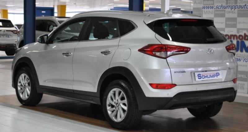 Hyundai Tucson 1.6L GDI 132ch CREATIVE  occasion à HAGUENEAU - photo n°2