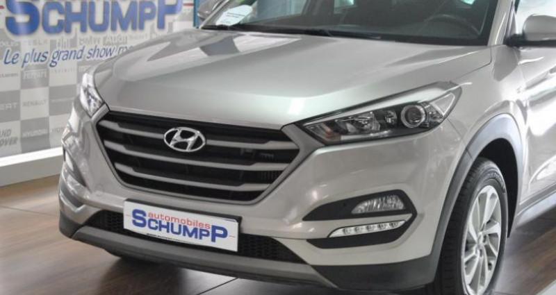 Hyundai Tucson 1.7 CRDI 115 BUSINESS 1ère MAIN  occasion à HAGUENEAU